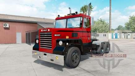 Scot A2HD v1.0.8 para American Truck Simulator
