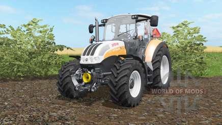 Steyr 4095&4115 Multi 2013 para Farming Simulator 2017