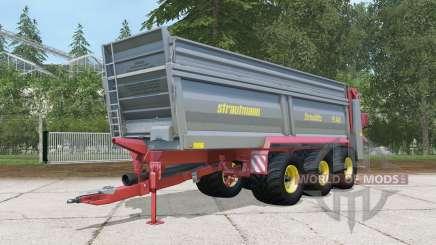 Strautmann PS 3401 lime para Farming Simulator 2015