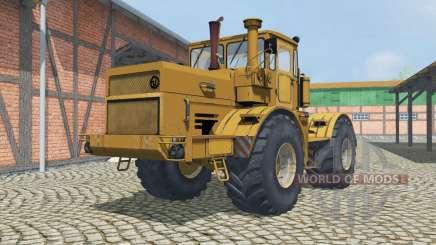 Kirovets K-700A color naranja para Farming Simulator 2013