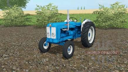 Fordson Super Major para Farming Simulator 2017