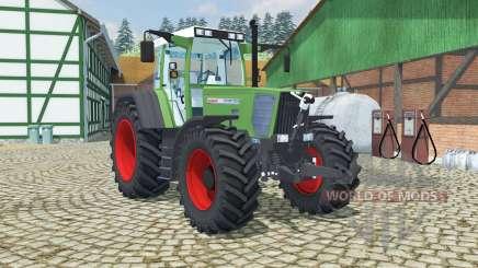 Fendt Favorit 818 Turbomatik para Farming Simulator 2013