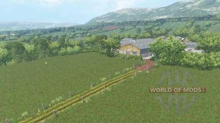 Knaveswell Farm para Farming Simulator 2015