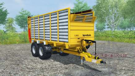Veeᶇhuis W400 para Farming Simulator 2013
