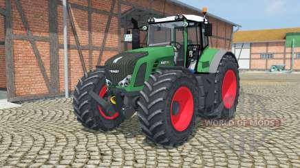 Fendt 939 Vario wheels weights para Farming Simulator 2013
