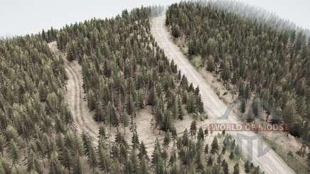 Fox Marsh Road para MudRunner