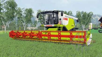 Claas Lexion 750 rio grande para Farming Simulator 2015