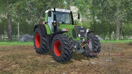 Fendt 818 Vario TMS full lighting para Farming Simulator 2015