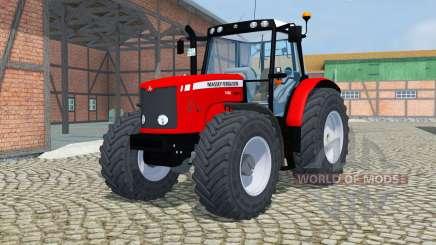 Massey Ferguson 7480 IC control para Farming Simulator 2013