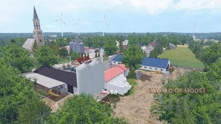Podkarpackie para Farming Simulator 2015