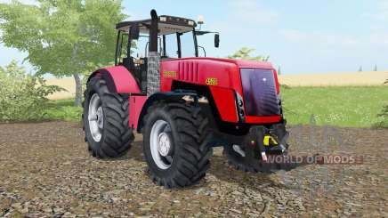 MTZ-Belarús 4522 para Farming Simulator 2017