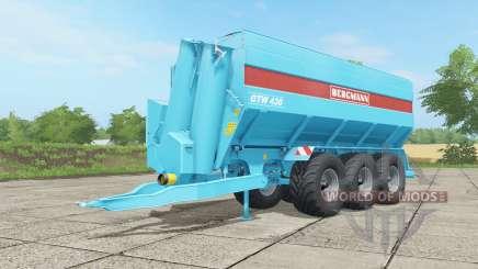 Bergmann GTW 430 ᶆulticolor para Farming Simulator 2017
