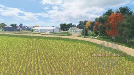County Line v1.1 para Farming Simulator 2015