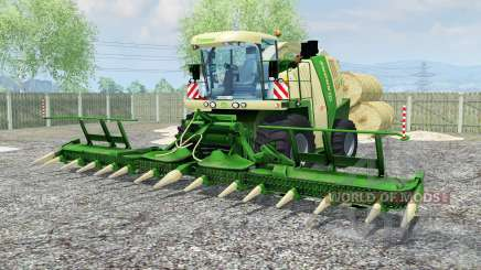 Krone BiG X 1100 beastpack para Farming Simulator 2013