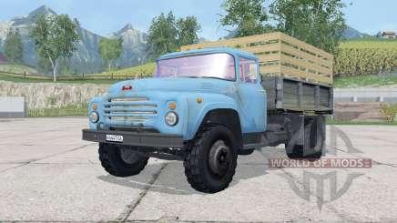 ZIL-MMZ-554 ensilaje para Farming Simulator 2015