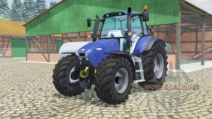 Hurlimann XL 130 klein blue para Farming Simulator 2013