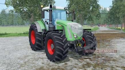 Fendt 936 Vario weights wheels para Farming Simulator 2015