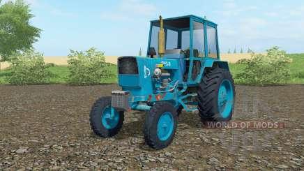 UMZ-6КЛ color azul para Farming Simulator 2017