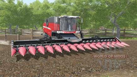 Massey Ferguson 9380 Delta with optional crawler para Farming Simulator 2017