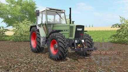 Fendt Farmer 310 y 312 LSA Turbomatiᶄ para Farming Simulator 2017