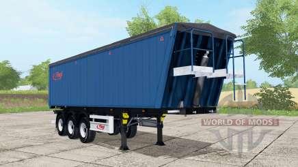 Fliegl DHKA venice blue para Farming Simulator 2017