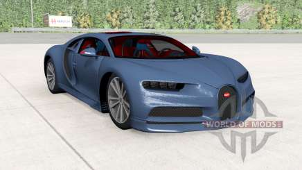 Bugatti Chiron Sport 110 ans Bugatti 2019 para BeamNG Drive