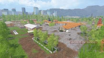 Arensfelde v5.0 para Farming Simulator 2015