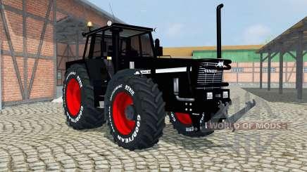 Fendt Favorit 622 Black Bull para Farming Simulator 2013