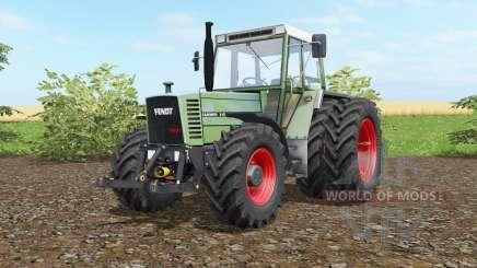 Fendt Farmer 310&312 LSA Turbomatik para Farming Simulator 2017