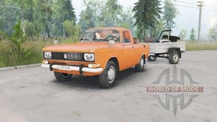 Moscovita-2315 color naranja para Spin Tires