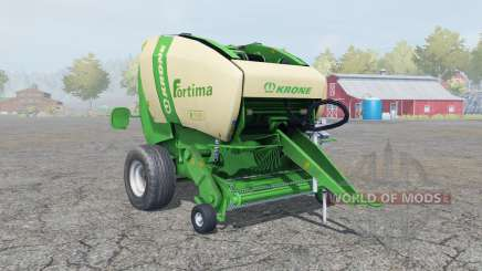 Krone Fortima V 1500 para Farming Simulator 2013