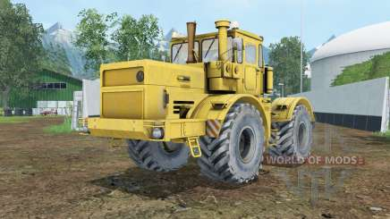 Kirovets K-700A las puertas abiertas para Farming Simulator 2015