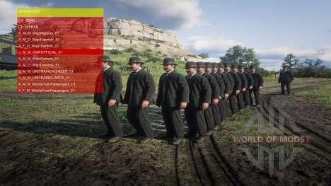 ScriptHook Tuxick para Red Dead Redemption 2 para RDR 2