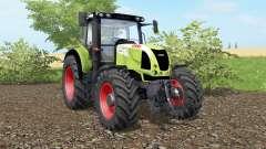 Claas Arion 620 june bud para Farming Simulator 2017