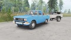 Moscovita-2315 color azul para Spin Tires