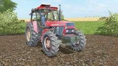 Ursus 1614 fiery rose para Farming Simulator 2017