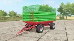 Pronar T653-2 silage para Farming Simulator 2017