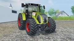 Claas Axion 850 HexaShift para Farming Simulator 2013