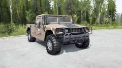 Hummer H1 pickup para MudRunner