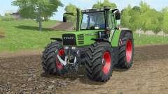 Fendt Favorit 515C Turbomatiƙ para Farming Simulator 2017