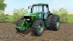 John Deere 6810 el norte de texas greeᶇ para Farming Simulator 2017