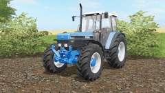 Ford 8340 FL console para Farming Simulator 2017