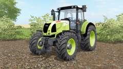 Claas Arion 620 booger busteᶉ para Farming Simulator 2017