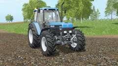 Nueva Hollaɲɗ 8340 para Farming Simulator 2017