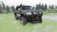 Toyota Land Cruiser 100 GX para Spin Tires