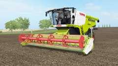 Claas Lexion 780 río grandᶒ para Farming Simulator 2017