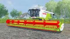 Claas Lexion 770 vivid lime green para Farming Simulator 2013
