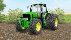 John Deere 7430&7530 Premiuɱ para Farming Simulator 2017