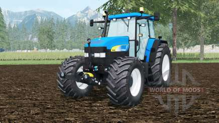 New Holland TM-series para Farming Simulator 2015