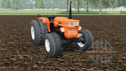 Fiat 450 twin wheels para Farming Simulator 2015
